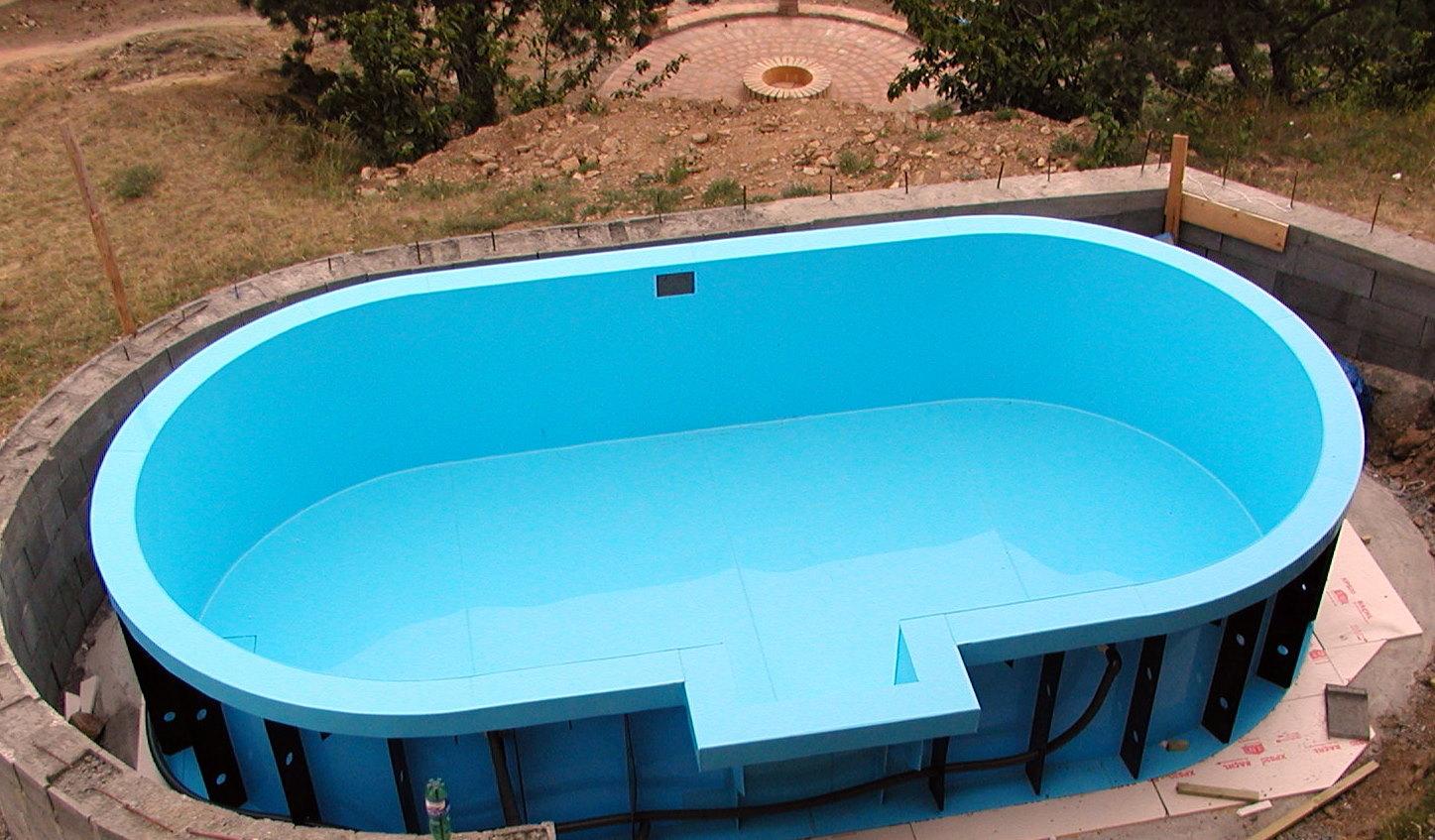 Как построить бассейн своими руками подготовка, проект, этапы 39